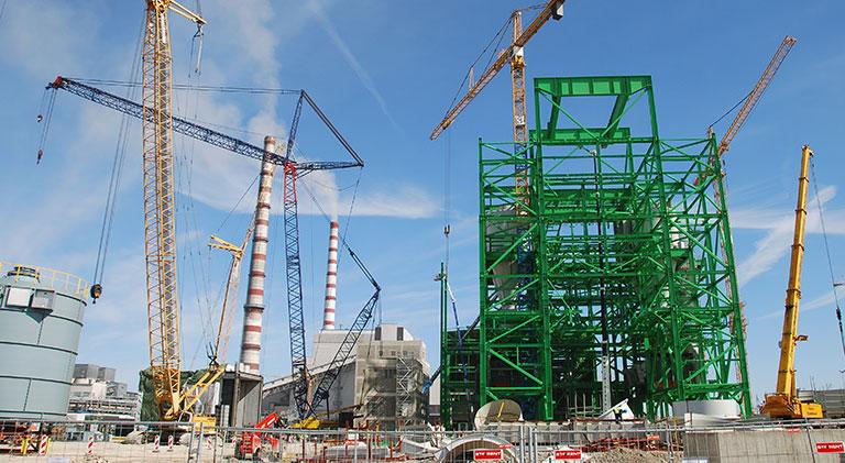 Elektrownia Narwa, Estonia