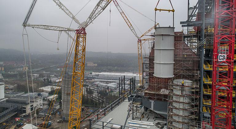 Elektrownia Turów, Bogatynia