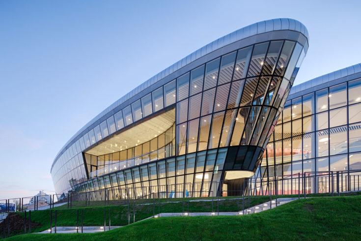 Centrum Kongresowe, Kraków