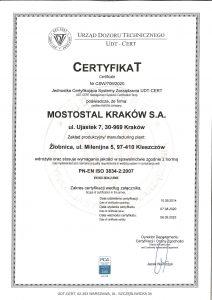 PN-EN ISO 3834-2